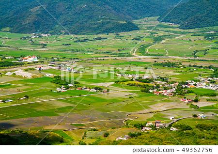台灣花蓮富里六十石山金針花海Asia Taiwan Hualien Mountains 49362756