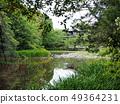 Kyoto Yamashinan Shuji Temple with fresh greenery 49364231