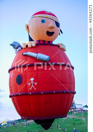 台灣台東熱汽球嘉年華Asia Taiwan Taitung hot air balloon 49364271
