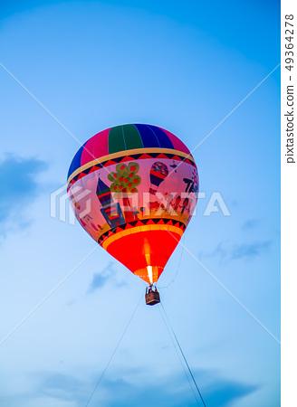 台灣台東熱汽球嘉年華Asia Taiwan Taitung hot air balloon 49364278