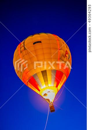 台灣台東熱汽球嘉年華Asia Taiwan Taitung hot air balloon 49364293