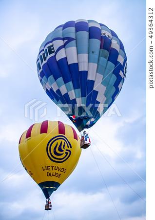 台灣台東熱汽球嘉年華Asia Taiwan Taitung hot air balloon 49364312