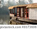 Boathouse in the Backwaters 49373606