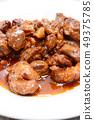 맛있는 돼지 불고기 49375785