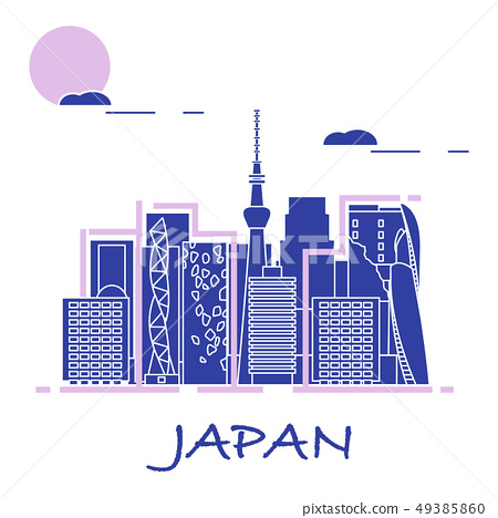 Unusual Japanese architecture 49385860