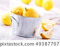 fresh lemons 49387707