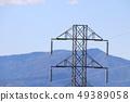 High steel tower 49389058
