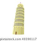 Leaning tower of Pisa 49390117