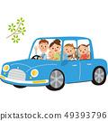 和家人一起开车 49393796
