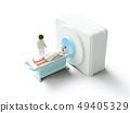 MRI检查和患者 49405329