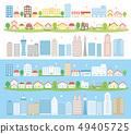城镇,房屋和建筑 49405725