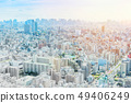 panoramic modern city skyline mix sketch effect 49406249