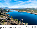 The Atazar reservoir and  dam 49406341