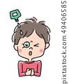 孩子的麻烦_眼药水 49406585