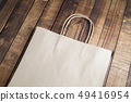 Craft paper bag 49416954