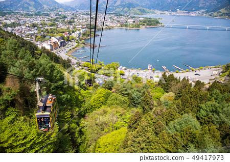 河口湖 纜車 日本 49417973