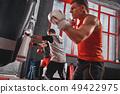 boxing, training, boxer 49422975