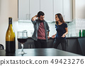 family, drunk, couple 49423276