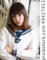 Sailor suit 49427453