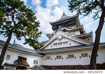 亞洲日本建築風景Asian Japanese architecture landscape 49429070