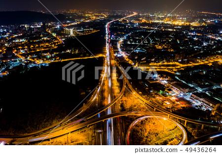臺灣高雄交通景觀Kaohsiung Traffic Landscape, Taiwan, Asia 49436264