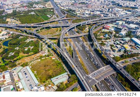 臺灣高雄交通景觀Kaohsiung Traffic Landscape, Taiwan, Asia 49436274