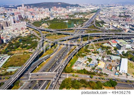 臺灣高雄交通景觀Kaohsiung Traffic Landscape, Taiwan, Asia 49436276