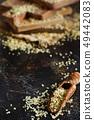 麻 纤维 种子 49442083