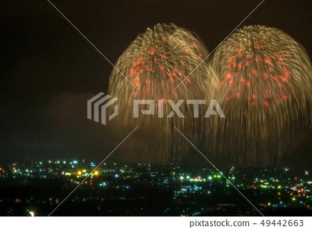 Shinozaki Fireworks Fireworks and Night View Fireworks in Niigata 49442663