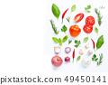 原料 樹葉 洋蔥 49450141