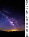 조슈아 트리에서 본 은하수 49455760