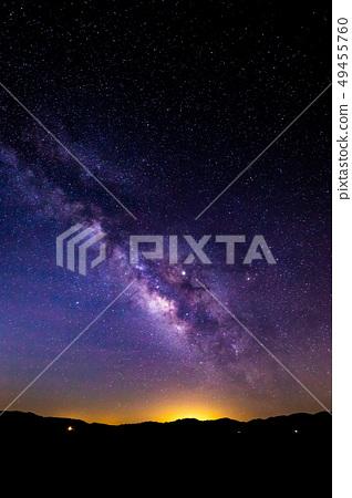從約書亞樹看見的銀河 49455760