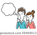 思考男人和女人 49469013