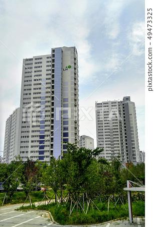 아파트,건축,건설,주택,공동주택,고층아파트,건설이미지 49473325