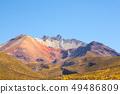 Tunupa volcano from Chatahuana viewpoint 49486809