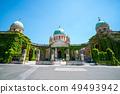 The Mirogoj cemetery in Zagreb, Croatia. 49493942