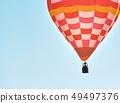 hot air balloon 49497376