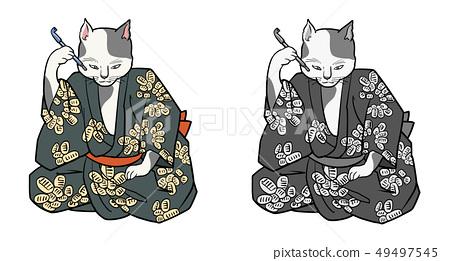 貓吮吸 49497545