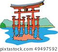 ศาลเจ้า Itsukushima 49497592