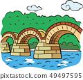 Kintai Bridge 49497595