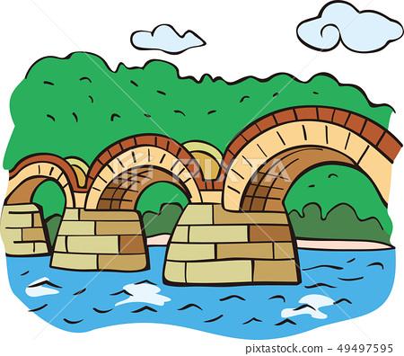 Kintai橋 49497595