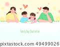溫暖的家庭月 49499026