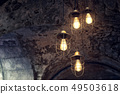 indoor modern light historical old building 49503618