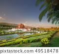 Royal Flora Ratchaphruek Park at sunset Chiang Mai 49518478