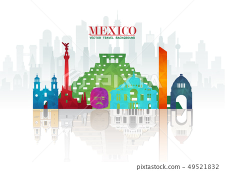 Mexico Landmark Global Travel And Journey paper 49521832