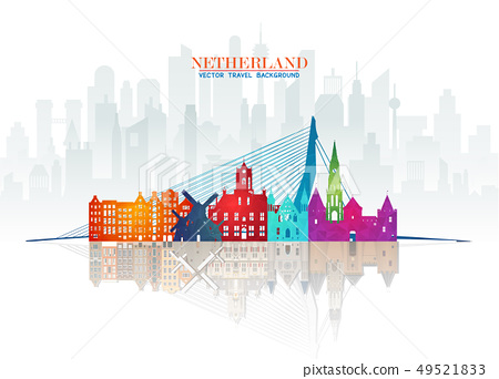 Netherland Landmark Global Travel And Journey 49521833