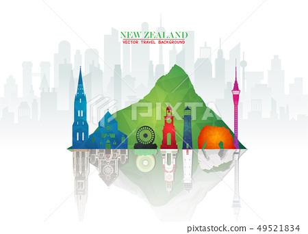 New Zeland Landmark Global Travel And Journey 49521834