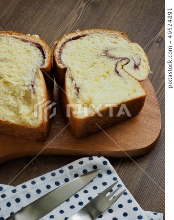 블루베리 식빵 49524891