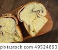 블루베리 식빵 49524893