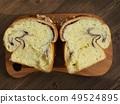 블루베리 식빵 49524895